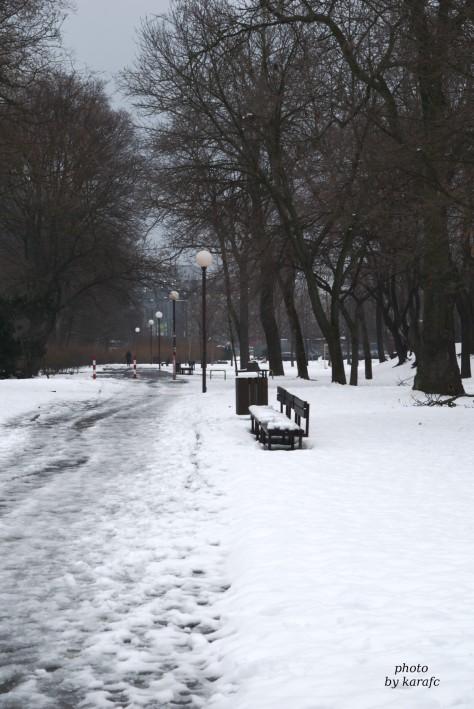 Sad Janka Kráľa Park, Bratislava, Slovakia