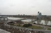UFO tower, New Bridge, Bratislava