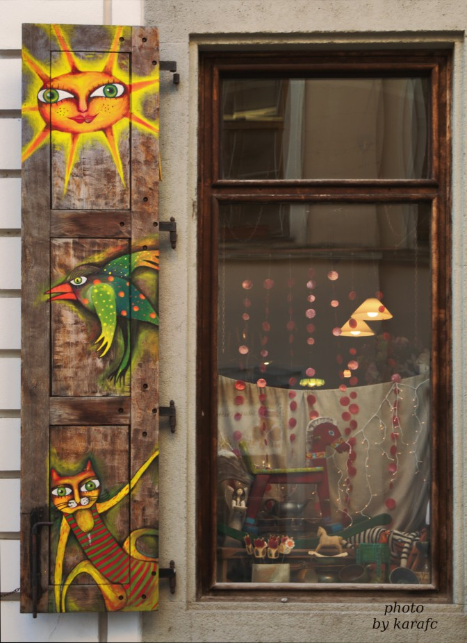 Twigift shop - Bratislava